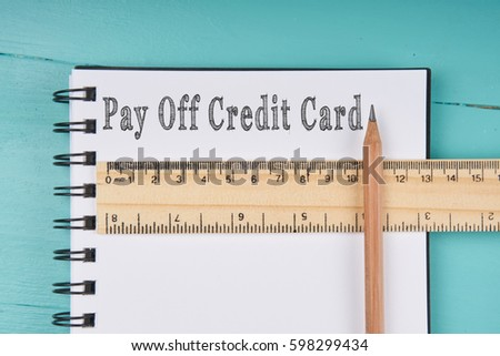 how to pay off credit card with another credit card