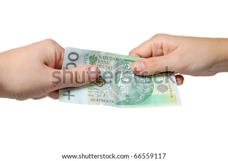 Paying with polish currency - pln