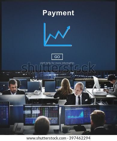 Payment Liability Money Finance Banking Concept - stock photo