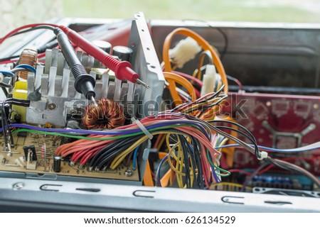Pc Power Supply Repair Stock Photo 626134529 - Shutterstock
