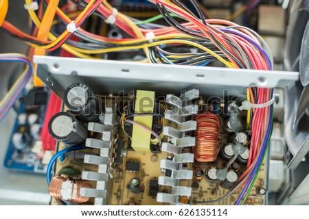 Pc Power Supply Repair Stock Photo 626134550 - Shutterstock
