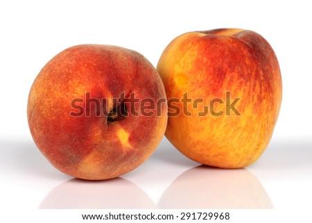 peach - stock photo