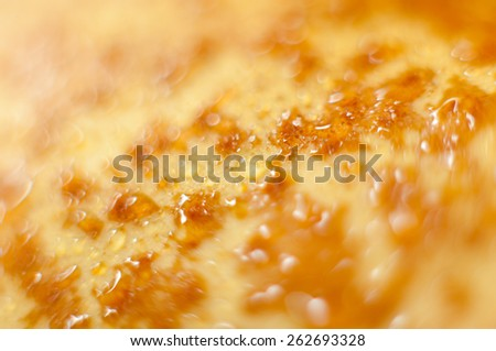 Pear skin texture. - stock photo