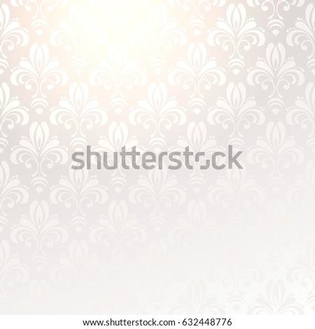 Pearl Color Wallpaper Beige Pattern Background