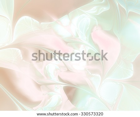 pearl delicate background in pastel colors