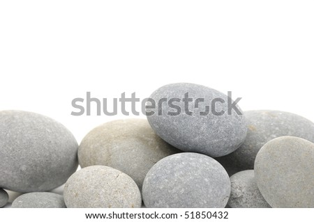 Pebble stone background