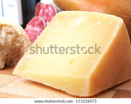 pecorino toscano cheese