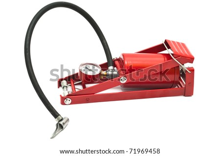 big red air compressor manual