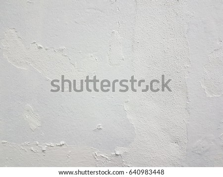 Peeling Paint Wall