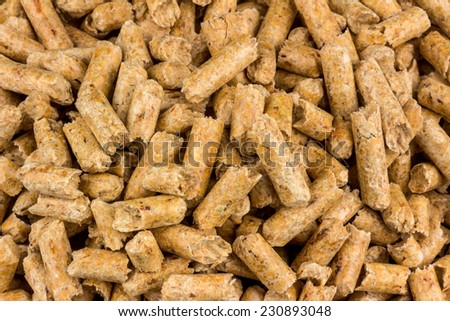 pellets for heating as an alternative energy source. eco-friendly heating