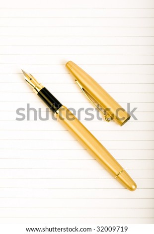 pen - stock photo