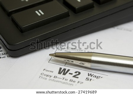 W-2 Form Stock Images, Royalty-Free Images & Vectors | Shutterstock