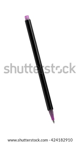 Pen isolated