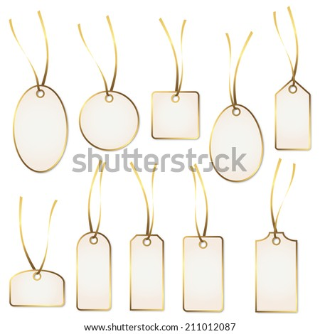 Pendant Collection - gold
