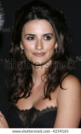 Penelope Cruz - stock photo
