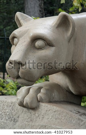 Penn State Nittany Lion - stock photo
