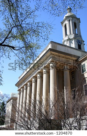Penn State University - stock photo