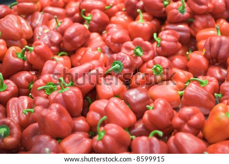 peppers on sale