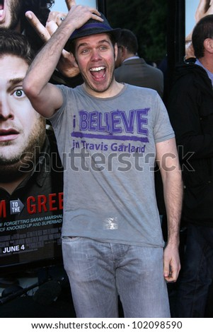 "Perez Hilton  at the ""Get Him To The Greek"" Los Angeles Premiere, Greek Theater, Los Angeles, CA. 05-25-10"