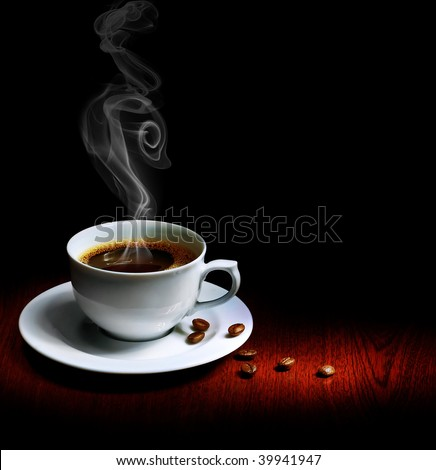 Perfect Coffee - stock photo