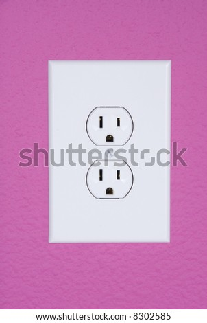 Perfect image for any abstract energy promotion use or to make inferences for home design or appliance use. - stock photo