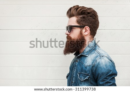 Tremendous Beard Stock Photos Royalty Free Images Amp Vectors Shutterstock Short Hairstyles For Black Women Fulllsitofus