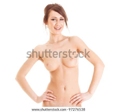 Perfection Female Body - stock photo