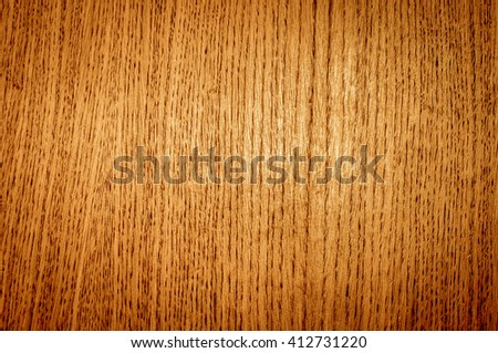 perfectly fine antique style wood surface background frame with vignette. with yellow and brown colors, natural covercast day light, close-up - stock photo