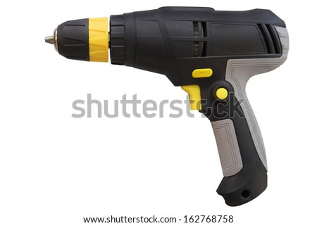 perforator under the white background