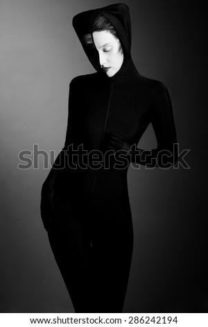 performance actor - stock photo