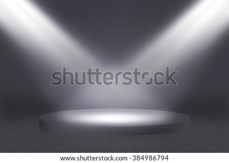 Performance Stage Lights Backdrop