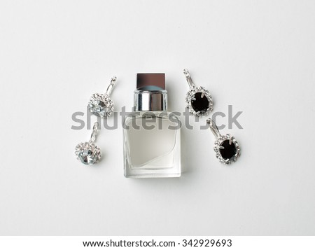 perfume and diamonds