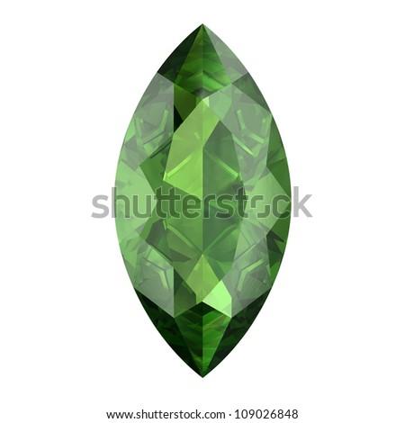 Peridot - stock photo