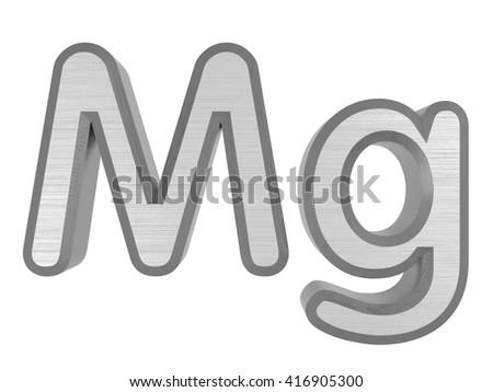 Periodic table symbol for magnesium image collections periodic periodic table elements magnesium 3 d title stock illustration urtaz Images