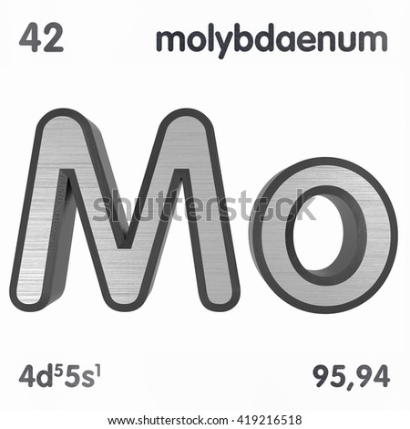 Molybdenum stock photos royalty free images vectors for Html table title