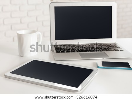 Personal computer - stock photo