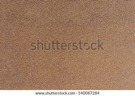 Peru synthetic leather with embossed texture background - stock photo