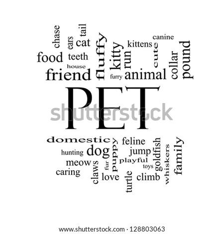 word pet