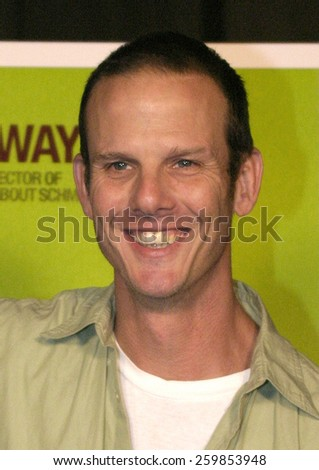 """Peter Berg at the """"Sideways"""" Los Angeles Premiere held at the Academy of Motion Pictures Arts and Sciences in Beverly Hills, California United States on October 12 2004. - stock photo"""