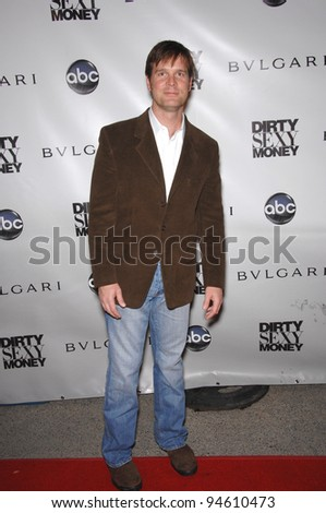 "Peter Krause at the premiere of his new TV series ""Dirty Sexy Money"" at the Paramount Theatre, Hollywood. September 24, 2007  Los Angeles, CA Picture: Paul Smith / Featureflash"