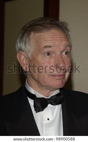 PETER WEIR at the 56th Annual Directors Guild Awards in Century City, Los Angeles, CA.  February 7, 2004