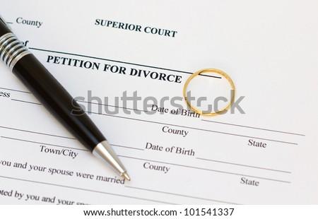 Divorce Papers?