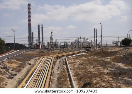 Petroleum and gas industry