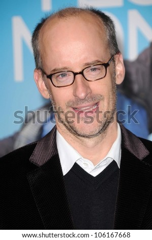 Peyton Reed   at the Los Angeles Premiere of 'Yes Man'. Mann VIllage Theater, Westwood, CA. 12-17-08 - stock photo