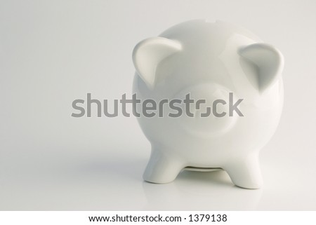pggy bank - stock photo