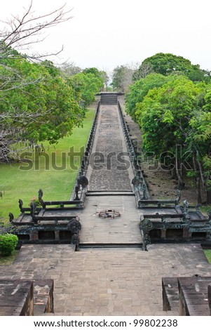 pha nom roong castle,Ancient temple and monument in Thailand