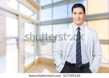 Pharmacist. - stock photo