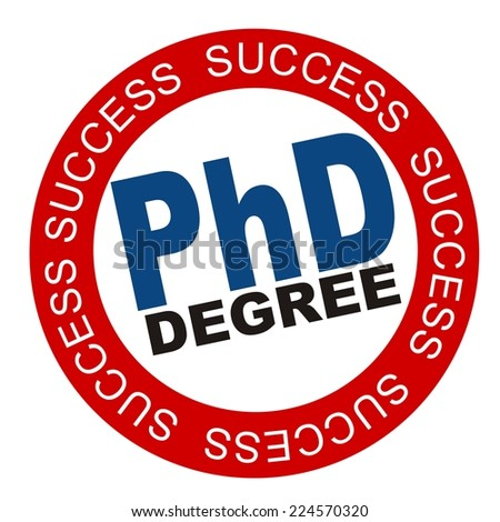 Is phd a degree