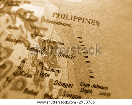 Philippines - stock photo