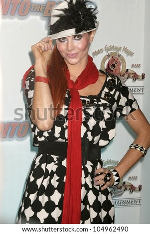 Phoebe Price at the Los Angeles Premiere of 'Into The Blue 2 The Reef'. Beverly Hilton Hotel, Beverly Hills, CA. 04-14-09